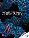 Lange's Handbook of Chemistry, 17th Edition [ 125958609X / 9781259586095 ]